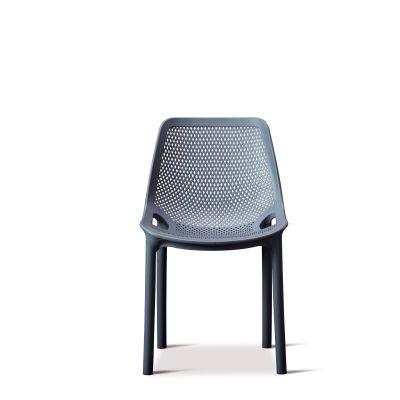 Cruz - Side Chair- Dark Grey