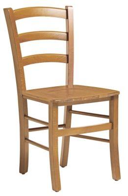 Marko Dining Chair In Light Oak