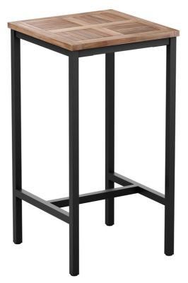 Andros Square Bar Height Table