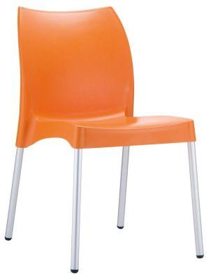 Belle Chair In Orange