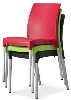Babatti Chairs Stacked