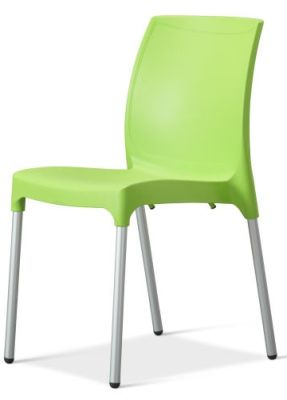Babatti Chair In Lime Greejn