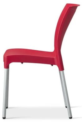 Babatti Chair In Red Side View