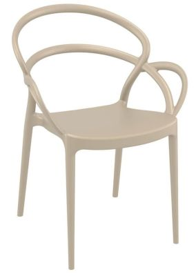 Risolllo Chair In Taupe