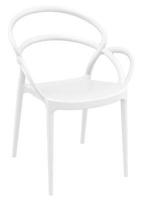 Risolllo Outdoor Chair In White