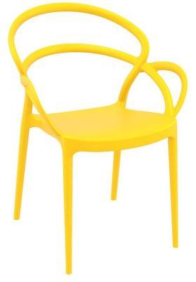 Risollo Chair In Yellow