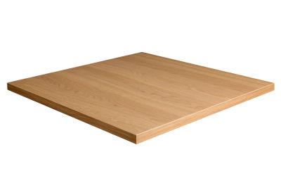Jenta Square MFC Table Top - Lissa Oak