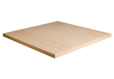 Jenta Square MFC Table Top - Maple