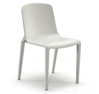 Hatton Stacking Chair - Cottonwood