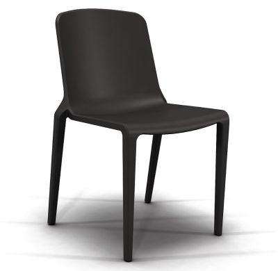 Hatton Stacking Chair - Flannel