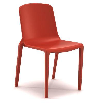Hatton Stacking Chair - Poppy Red