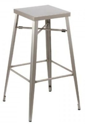 Anvil Stainless Steel Outdoor High Stools