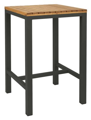 Derry Outdoor Square Bar Height Tabler