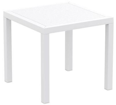 Stuart Outdoor White Table
