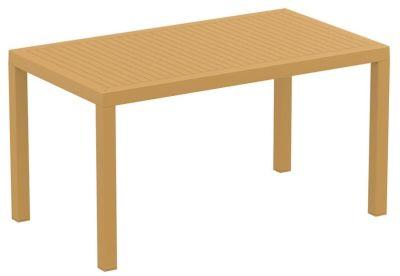 Stuart Outdoor Rectangular Table In Teak Colour
