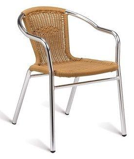 Sonata Armchair Natural Weave