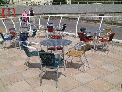 Sonata Chairs Installed