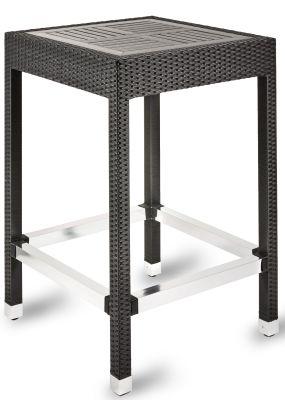 Geneva Outdoor Bar Height Table