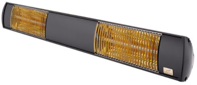 Double Low Glare Heater
