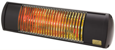 Single Low Glare Heater