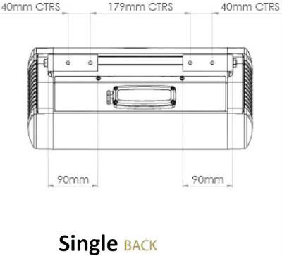 Back Dimensions Single