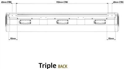 Back Dimensions Triple