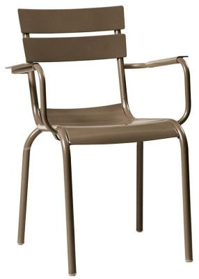 Mexa Outdoor Armchair In Grey