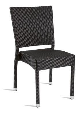 Londi Side Chair Black