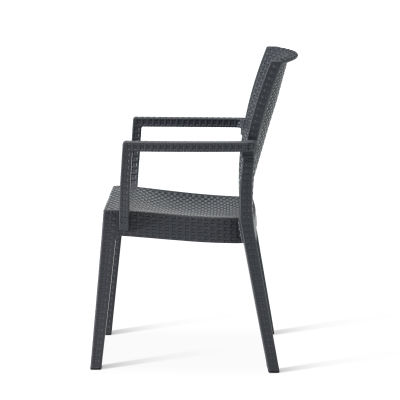 Canterbury Arm Chair - Side On