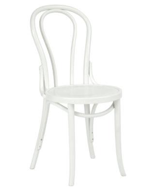 Sidechair White
