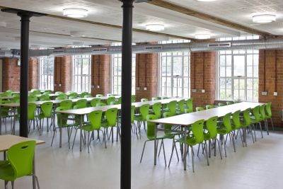 JCB Academy Refectory - Lime