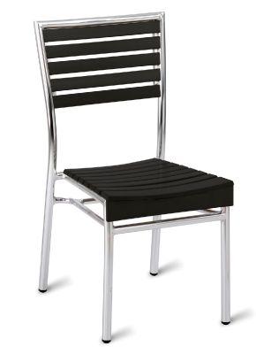 342317 Monaco Side Chair DArk