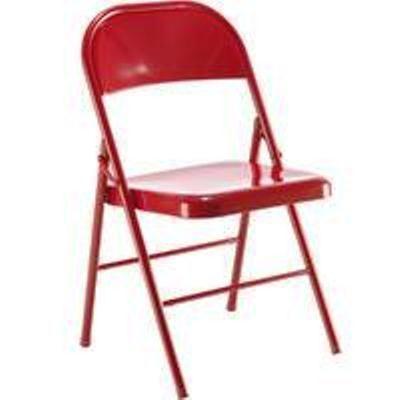 High-Density-Colour-Plastic-Folding-Chair
