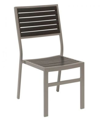 Black-Slat-Aluminium-Side-Chair-for-use-Outdoors-compressor