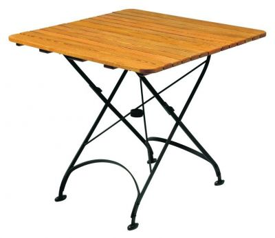 Square-Terrace-Style-Teak-Outdoor-Table