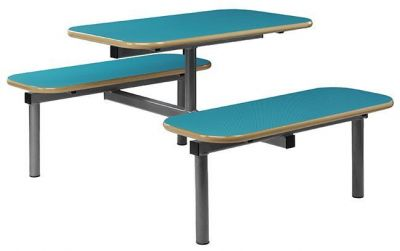 Bench-Canteen-Fast-Food-Seating-Table