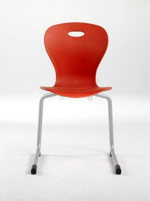 Moulded-Polypropelene-Chair-with-Cantilever-Frame
