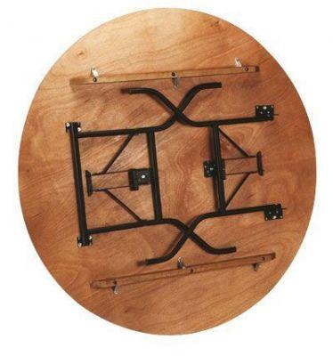 Multipurpose Folding Large Round Table