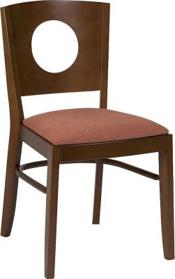 Wood-Solid-Beech-Dining-Chair-with-Designer-Circular-Hole-and-Cushioned-Seat