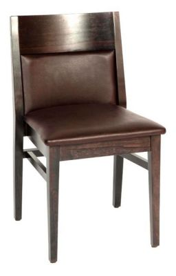 Chunky-Square-Design-Dining-Chair-Stained-Solid-Beech-and-Cushion
