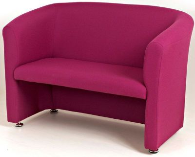 All-Over-Fabric-Sofa-Chrome-Feet
