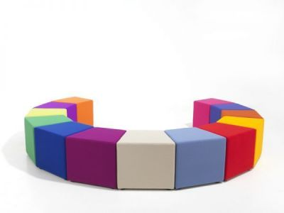Brigth-Colour-Cube-Seating-Combination