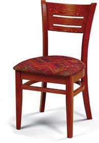 Classic Wood Dining Restraurant Chair