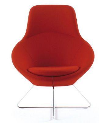 Vibrant-Fabric-Upholstered-Seating-High-Back-Chrome-Designer-Frame