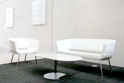 Premium-Executive-Designer-Sofa--and-Swivel-Chair-Leather-White