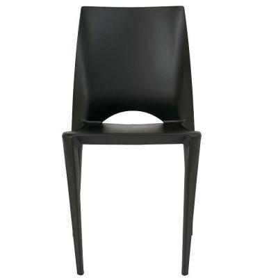 High Density Polypropylene Black Seating