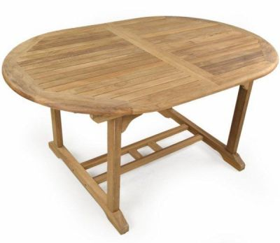 Extendable Teak Table For Outdoor Use