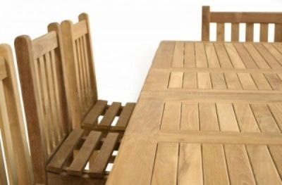 Outdoor Teak Dining Furniture