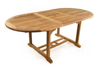 Outdoor Use Teak Table Foldaway