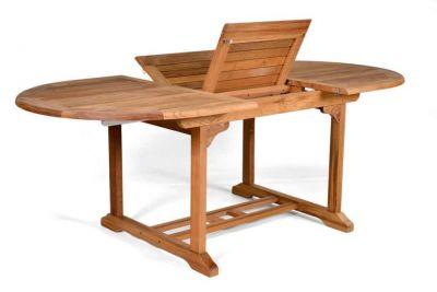 Teak Outdoor Extendable Table